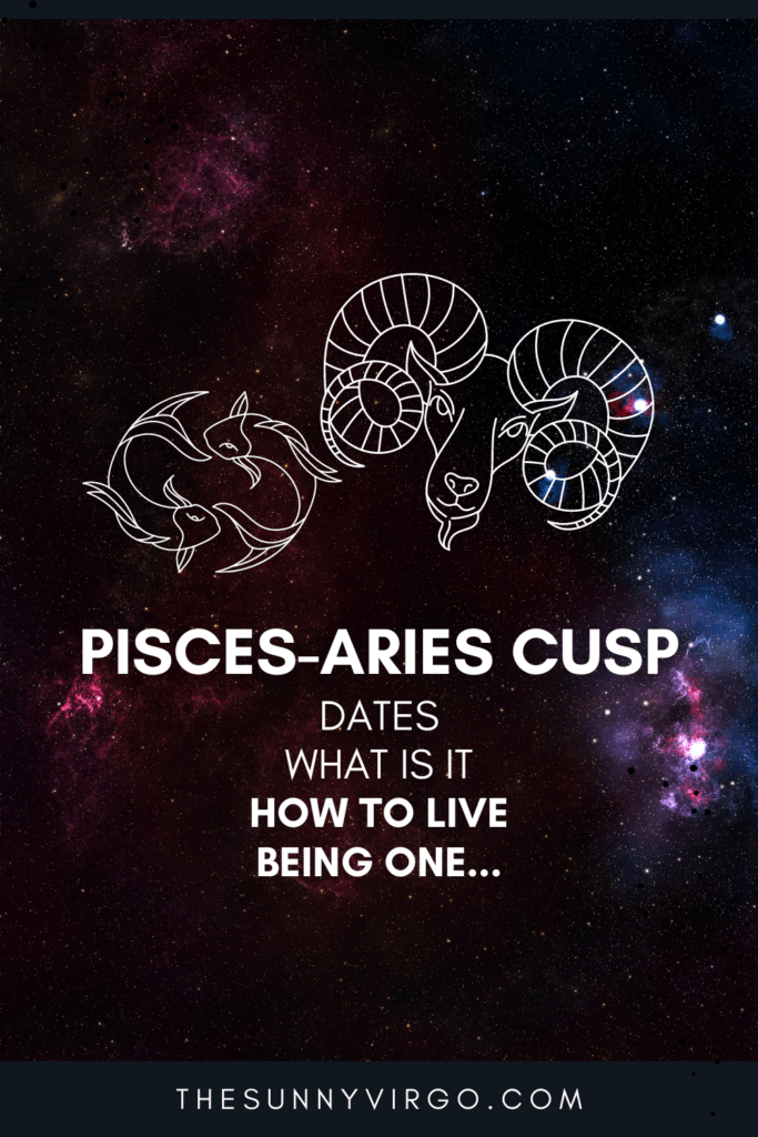 And aries cusp